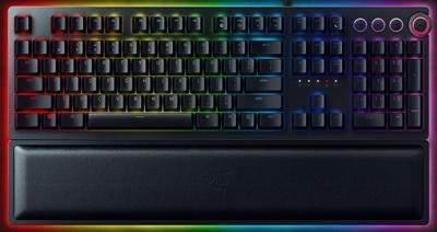 Razer Huntsman Elite İngilizce Tuş Dizilimi Mekanik RGB Gaming Klavye
