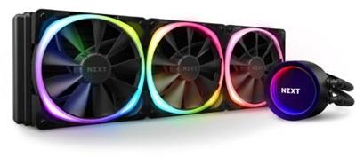 NZXT Kraken X73 RGB 360 mm Intel-AMD Uyumlu Sıvı Soğutucu