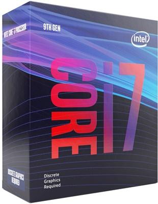 Intel Core i7 9700F 3.00 Ghz 8 Çekirdek 12MB 1151p v2 14nm İşlemci