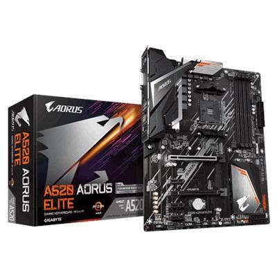 En ucuz Gigabyte A520 Aorus Elite 4733mhz(OC) RGB M.2 AM4 ATX Anakart Fiyatı