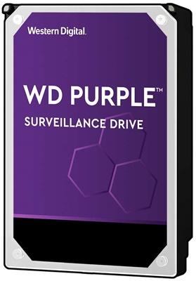 WD 10TB Purple 256MB 7200rpm (WD101PURZ) Güvenlik Diski
