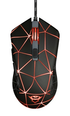 En ucuz Trust GXT133 Locx Illuminated Optik Gaming Mouse   Fiyatı
